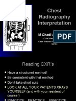 Chest X Ray Made Simple
