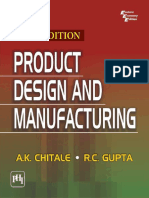 PRODUCT DESIGN AND MANUFACTURING(2013)
