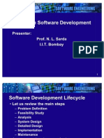 Phases in Software Development