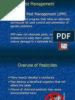 Related Presentation - Pest Management