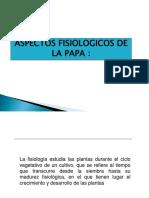 Fisiologia y Requerimiento Edafoclimatico