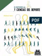 Diccionario Oxford de Medicina y Ciencias Del Deporte - Michael Kent