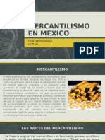 Mercantilismo en Mexico