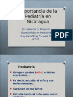 Importancia de La Pediatria