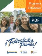Programa de Actividades Semana Del Estudiante