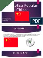 Expocicion China