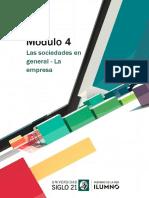MARCO LEGAL DE LAS  ORGANIZACIONES_Lectura4