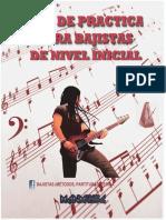 Tips de Práctica Para Bajistas de Nivel Inicial - Israel Mandujano