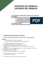 4 Tema Contrato de Trabajo Definicic3b3n