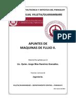 Apuntes - Maquinas de Flujo II