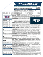 04.10.16 Game Notes