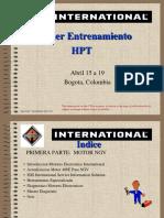 171330532 1er Entrenamiento Tecnico Navitrans s A