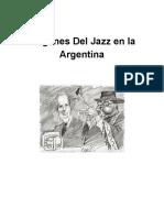 Origen Del Jazz en La Argentina