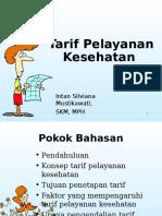 2. Tarif Pelayanan Kesehatan