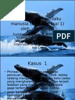 Dasar biologis perilaku manusia (Psikologi faal 1.ppt