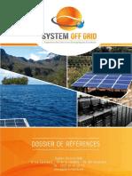 Dossier Références System Off Grid Janv2016