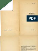 Moreira, de César Aira