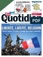 Mon Quotidien N°5480
