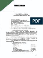 Frab-raport Anual 2014