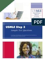 2015Step3 Sample Items