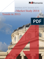 Real Estate Market Study 2014-Trends in 2015