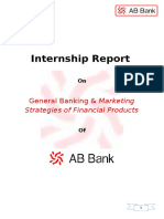 54827773 Internship Report AB Bank