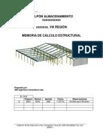 Ejemplo de Memoria De calculo5