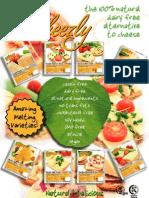 Cheezly - Vegan Alternative to Cheese