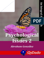Psychological Issues 2 (an Integral Approach) - Abraham González Lara (2016)