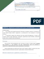 Fiscal Studio n. 05 Del 12.01.2011 Compensi Imponibili Professionisti