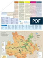 Balnearios Mapa Turistico Comarca Calatayud