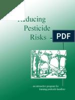 Reducing Pesticide Risks