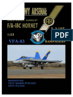 F-18  VFA-83 (300)
