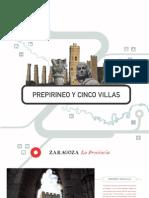 Balnearios Folletos Turisticos Zaragoza Cincovillas