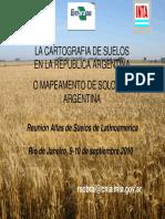 Suelos AR Inta Argentina