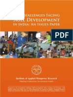 Issues & Challenges in Vocational Education in India-Theme_Paper