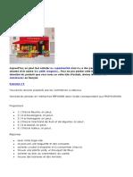Les Commerces en Français