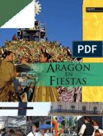Balnearios Aragon Folletos Turisticos Aragon en Fiestas