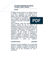 Manual de Estilo Taller III