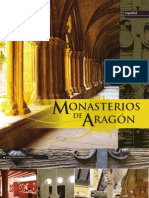 Balnearios de Aragon Folletos Turisticos Monasterios