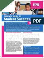 4th grade parents guide