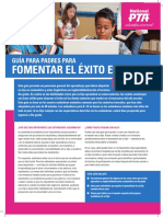 pta parent guide fourth spanish