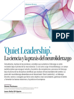 Harvard Deusto - Business Review - La Ciencia y La Praxis Del Neuroliderazgo - 8 Pag