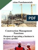 Project & Risk Management