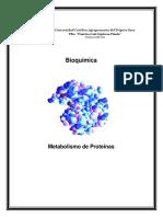 Folleto 5 Metabolismo de Proteinas