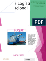 Conceptos Basico de Logistica Internacional
