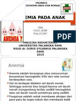 Anemia Pada Anak - Copy