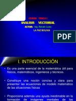 Analisis Vectorial Fisica