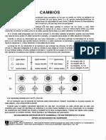 Cuadernillo de Estímulos. Test Cambios Version A