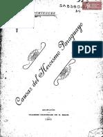 Causas del Heroísmo Paraguayo por Manuel Domínguez Asunción año 1903 Talleres KrausCausas del Heroísmo Paraguayo por Manuel Domínguez Asunció año 1903 Talleres Nacionales H. Kraus